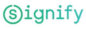logo signify
