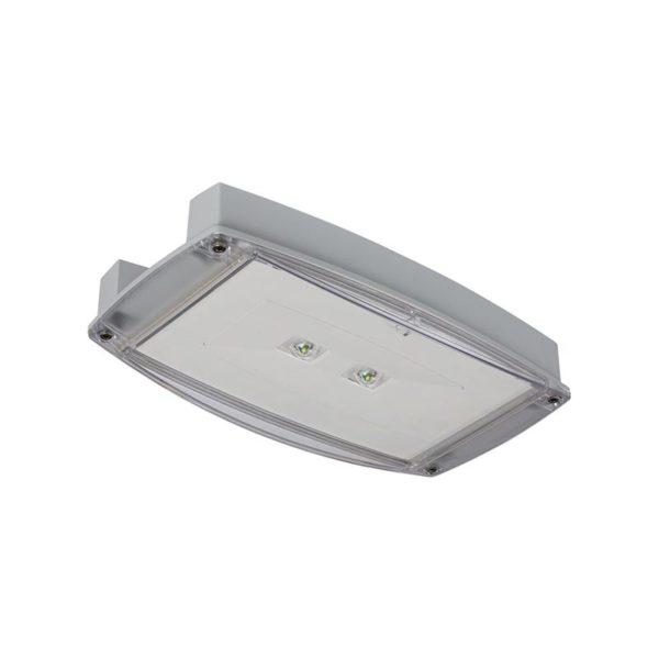 led bezpečnostné núdzové svietidlo bez piktogramu EATON IP65LED