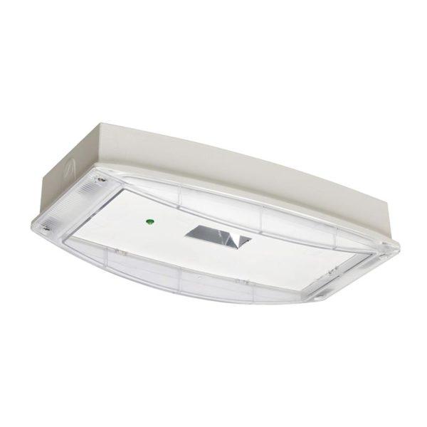 led bezpečnostné núdzové svietidlo bez piktogramu EATON IP65LED E3H