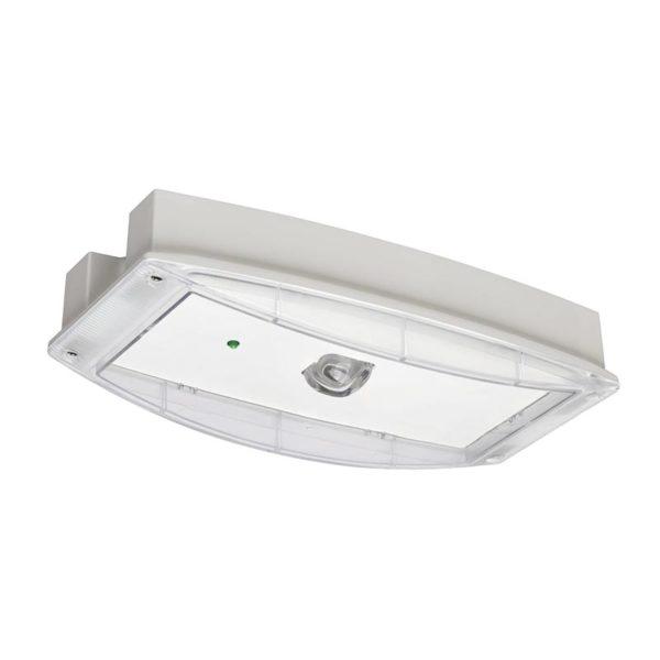 led bezpečnostné núdzové svietidlo bez piktogramu EATON IP65LED O3H