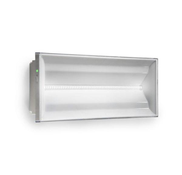 NEXITECH LED bezpečnostné núdzové svietidlo bez piktogramu EATON