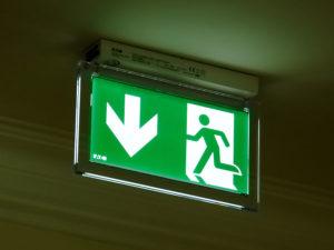 montáž, návrh a servis núdzového osvetlenia EATON