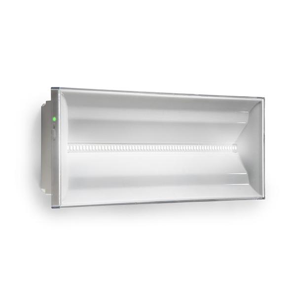 NEXITECHLED núdzové bezpečnostné svietidlo s možnosťou pridaniapiktogramu